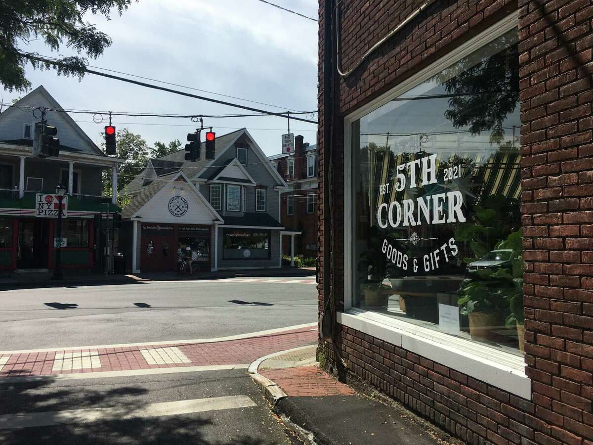 The Fifth Corner Goods and Gifts is scheduled to open at Delmar's Four Corners, 395 Kenwood Avenue, on Sept. 9, 2021.