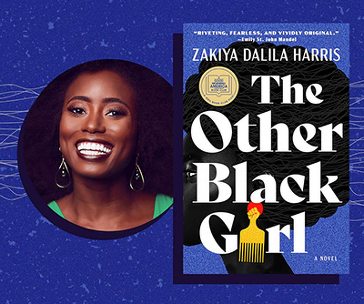 """Zakiya Dalila Harris will be giving a talk and doing a reading of her book """"The Other Black Girl"""" (Credit: NYS Writers Institute)"""