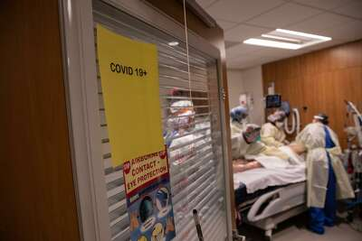 ctinsider.com - More than 200 remain hospitalized with COVID in Connecticut, data shows