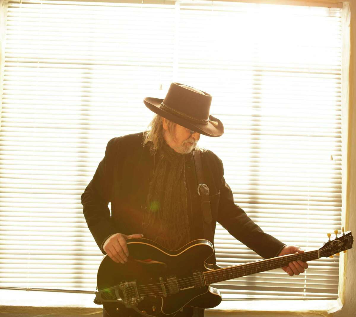 Texas singer-songwriter Ray Wylie Hubbard will perform at on Sept. 3 and 4 at Main Street Crossing in Tomball.