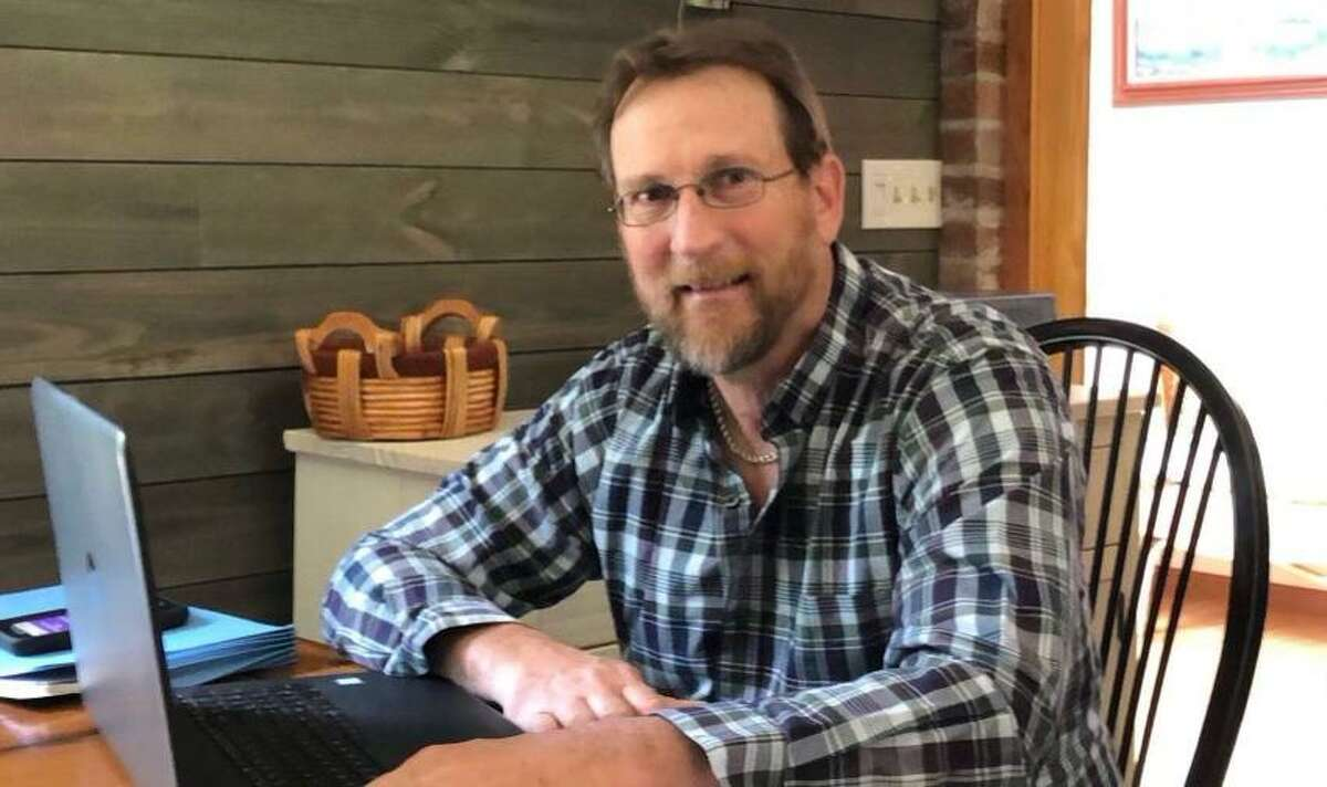 Glenn Albanesius is running for Winsted town clerk; he was endorsed by the Republican Town Committee in July.