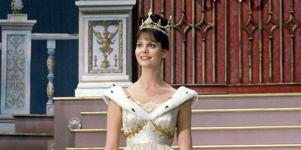 """Lesley Ann Warren starred in the second made-for-TV version of Rodgers and Hammerstein's """"Cinderella."""""""