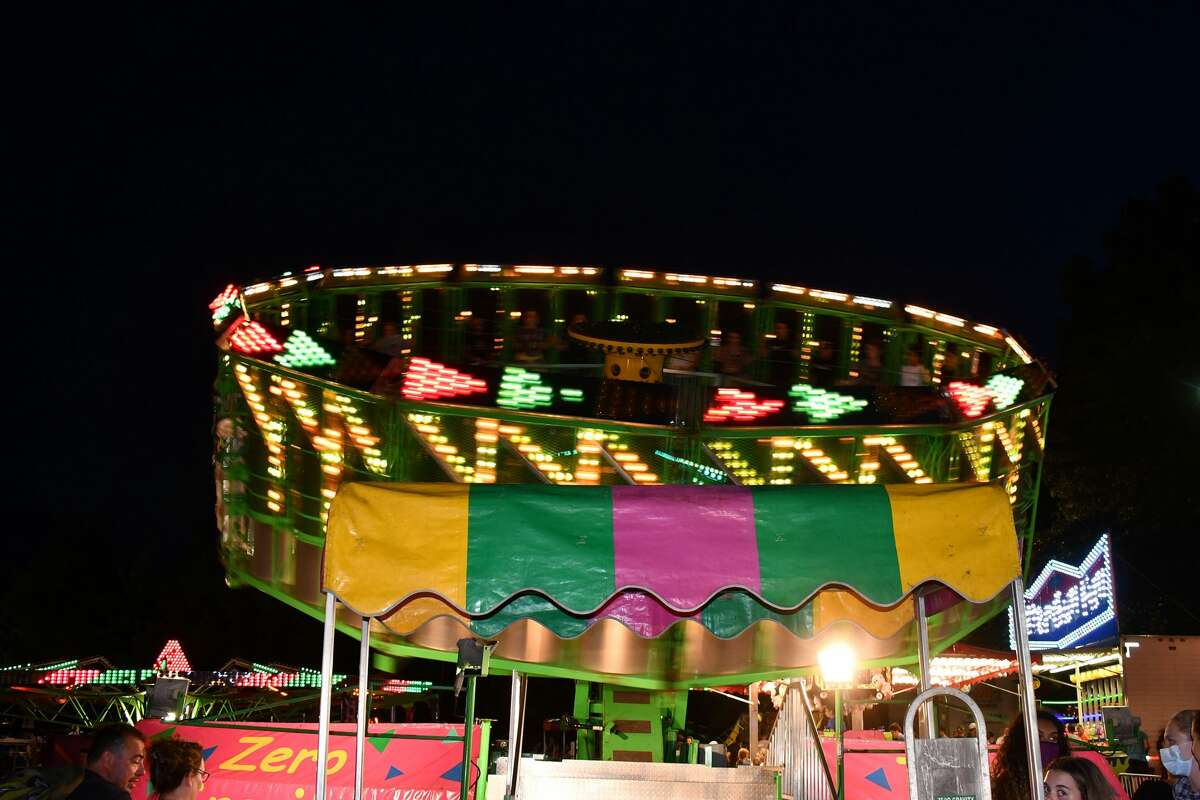 St. Leo Fair, Stamford The 40th St. Leo Fair will continue into the weekend with Friday and Saturday being the last days to enjoy the fair. Find out more.