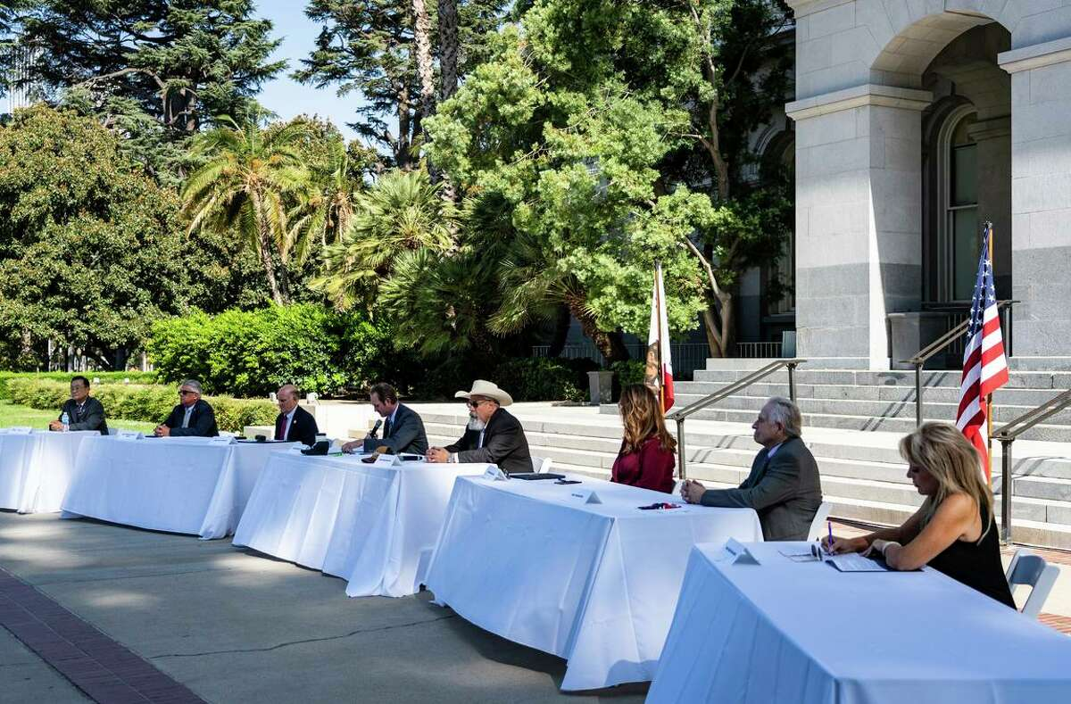 A group of lawmakers hosted an informational forum at the State Capitol Tuesday in Sacramento.