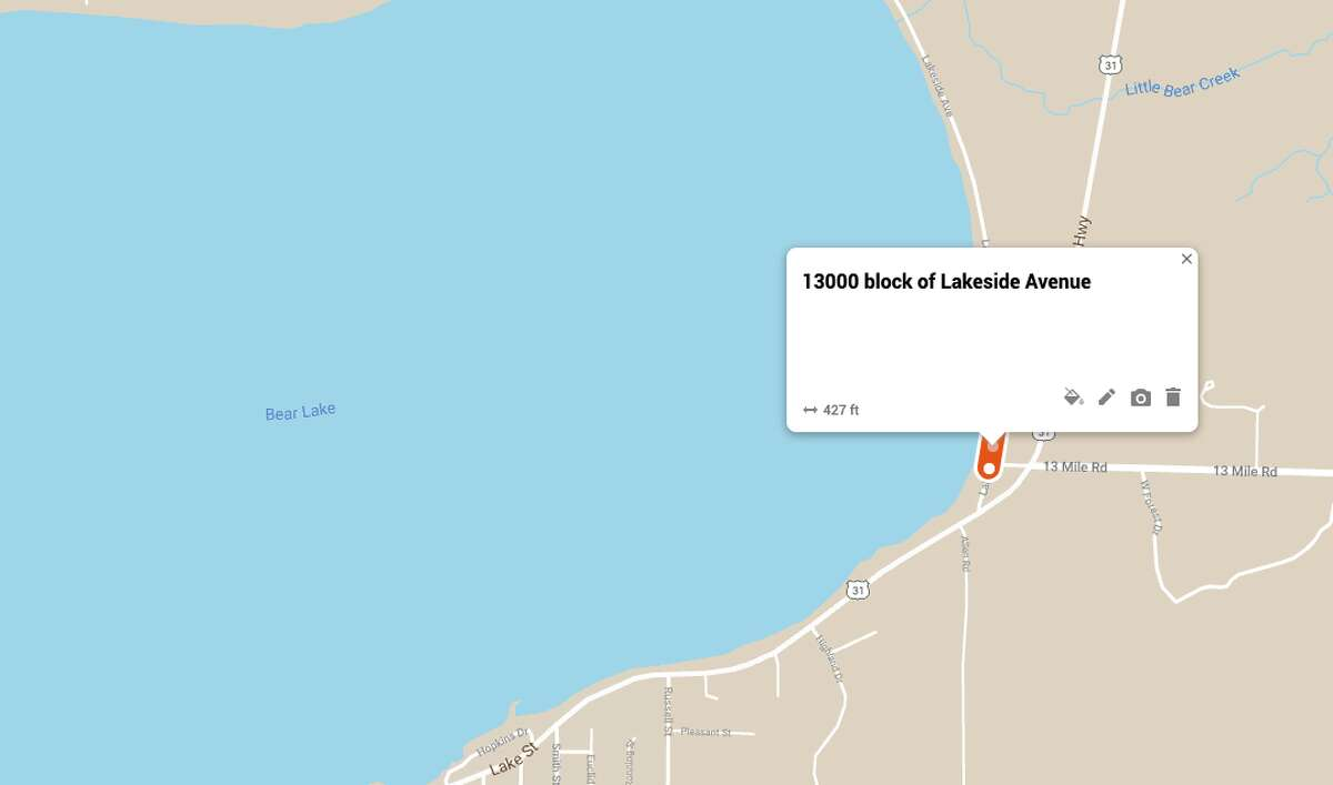 According to a news release from the Manistee County Sheriff's Office Wednesday morning, deputies had been called to the 13000 block of Lakeside Avenue in Bear Lake Township for a report of a drowning.
