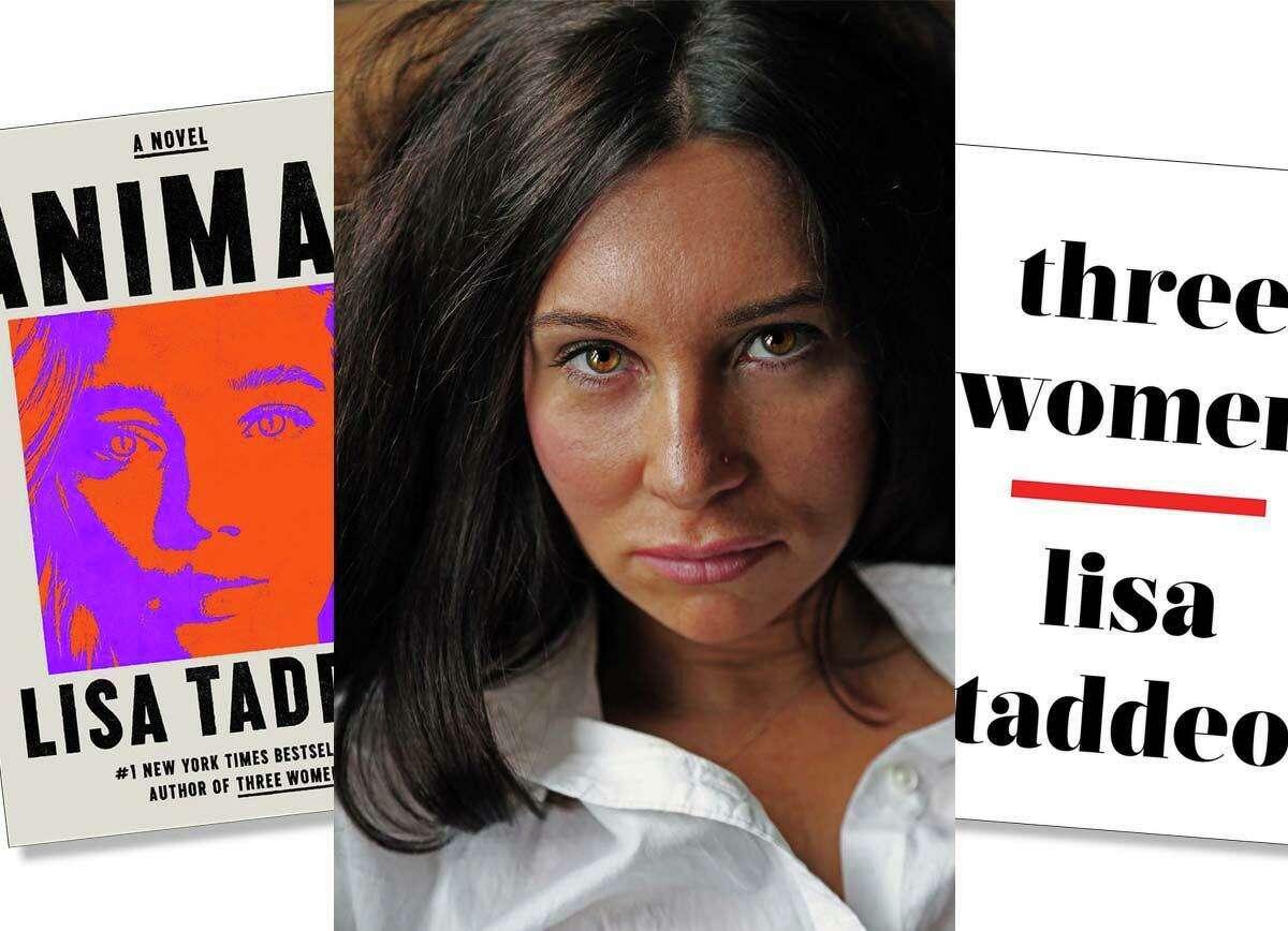 "Washington, author Lisa Taddeo wrote ""Three Women"" and ""Animal."""
