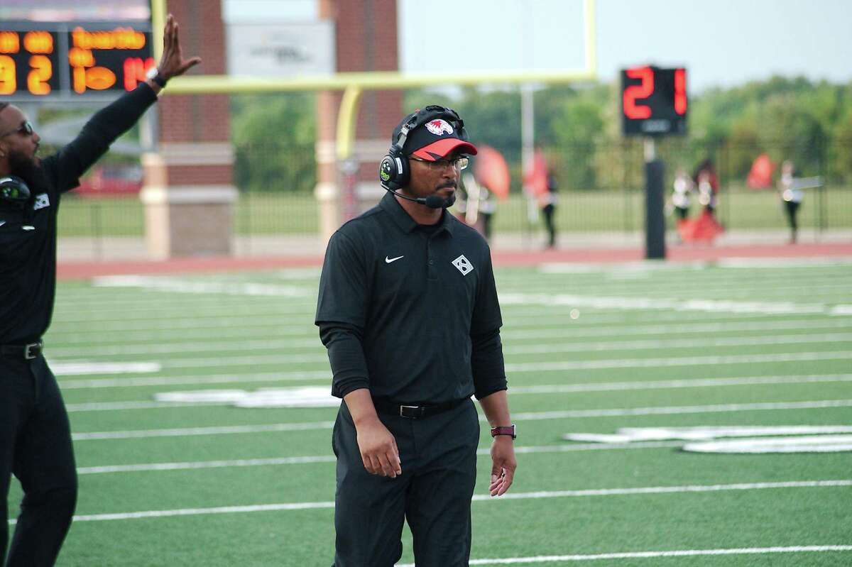 Clear Brook football coach John Towels III is hoping his team can eliminate mistakes entering this Friday's game against Friendswood at 7 p.m., at Veterans Memorial Stadium.