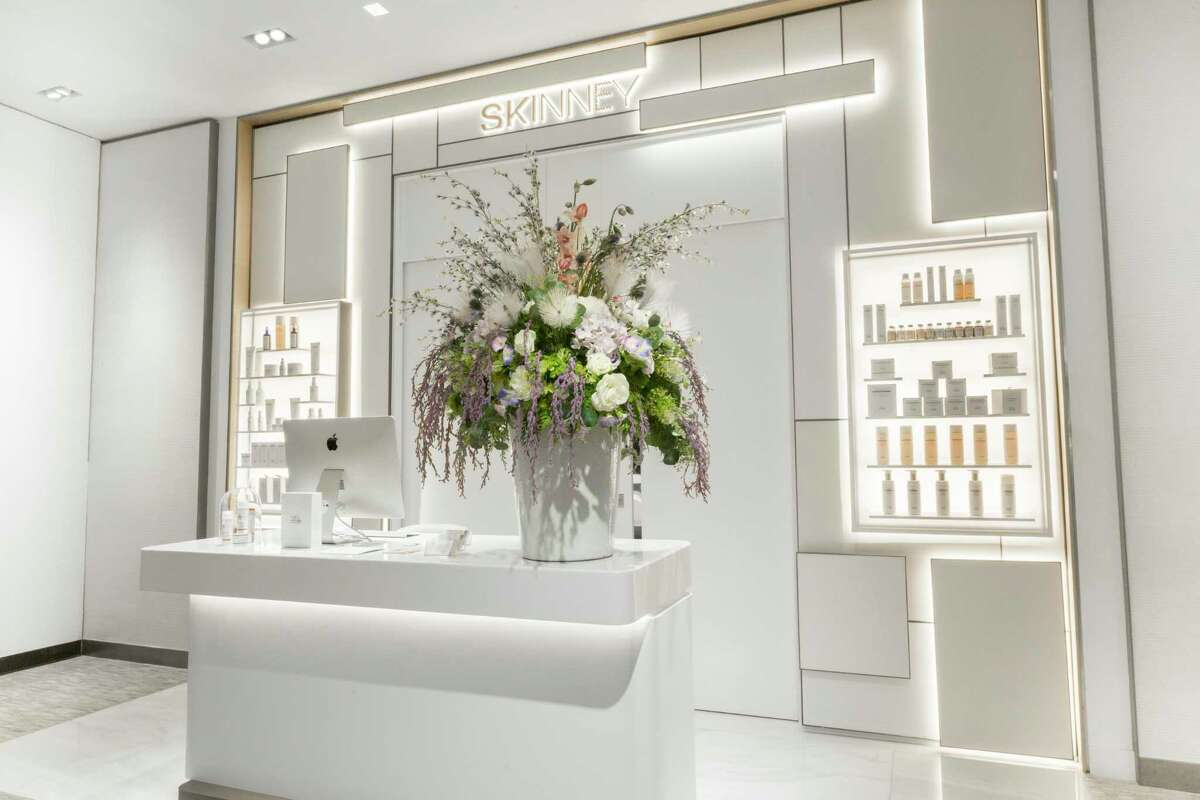 Skinney Medspa has opened inside Houston's Saks Fifth Avenue.