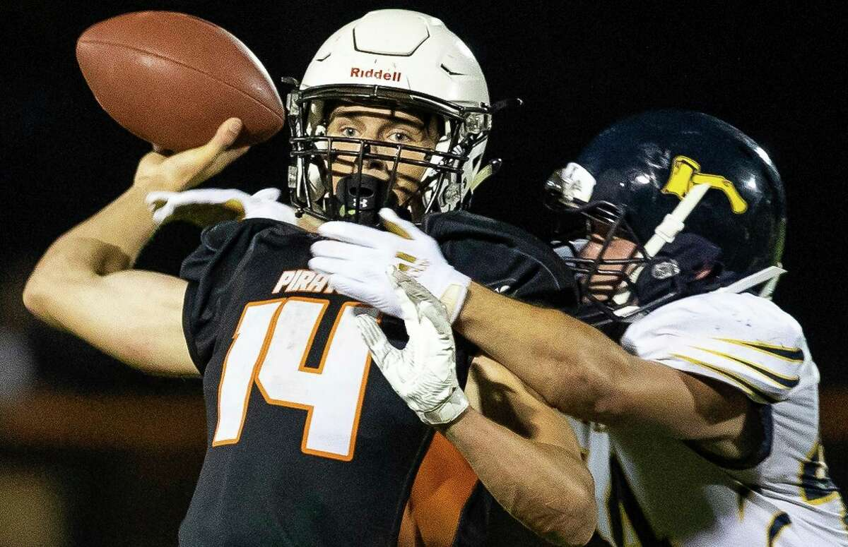 Dan Gentner of Mayville was the Week 1 winner of the Huron Daily Tribune's 2021 Football Contest. Send us your picks for Week 2 and you could win a $40 gift certificate. (Tribune File Photo)