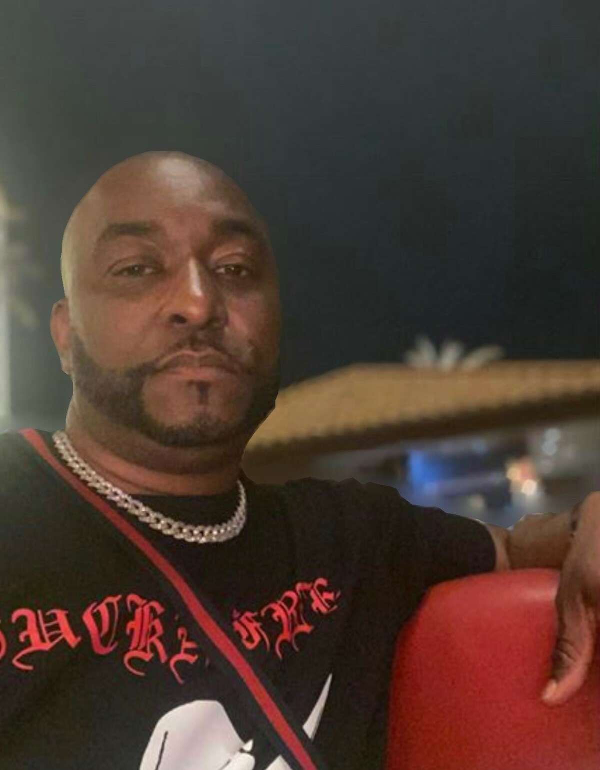Dyrin Riculfy, 43, was shot Aug. 21, 2021, at Grotto Ristorante and later died.