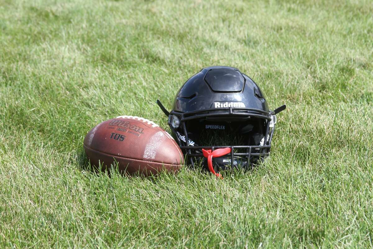 The Bear Lake Lakers scrimmaged Onekama High School on Aug. 19.