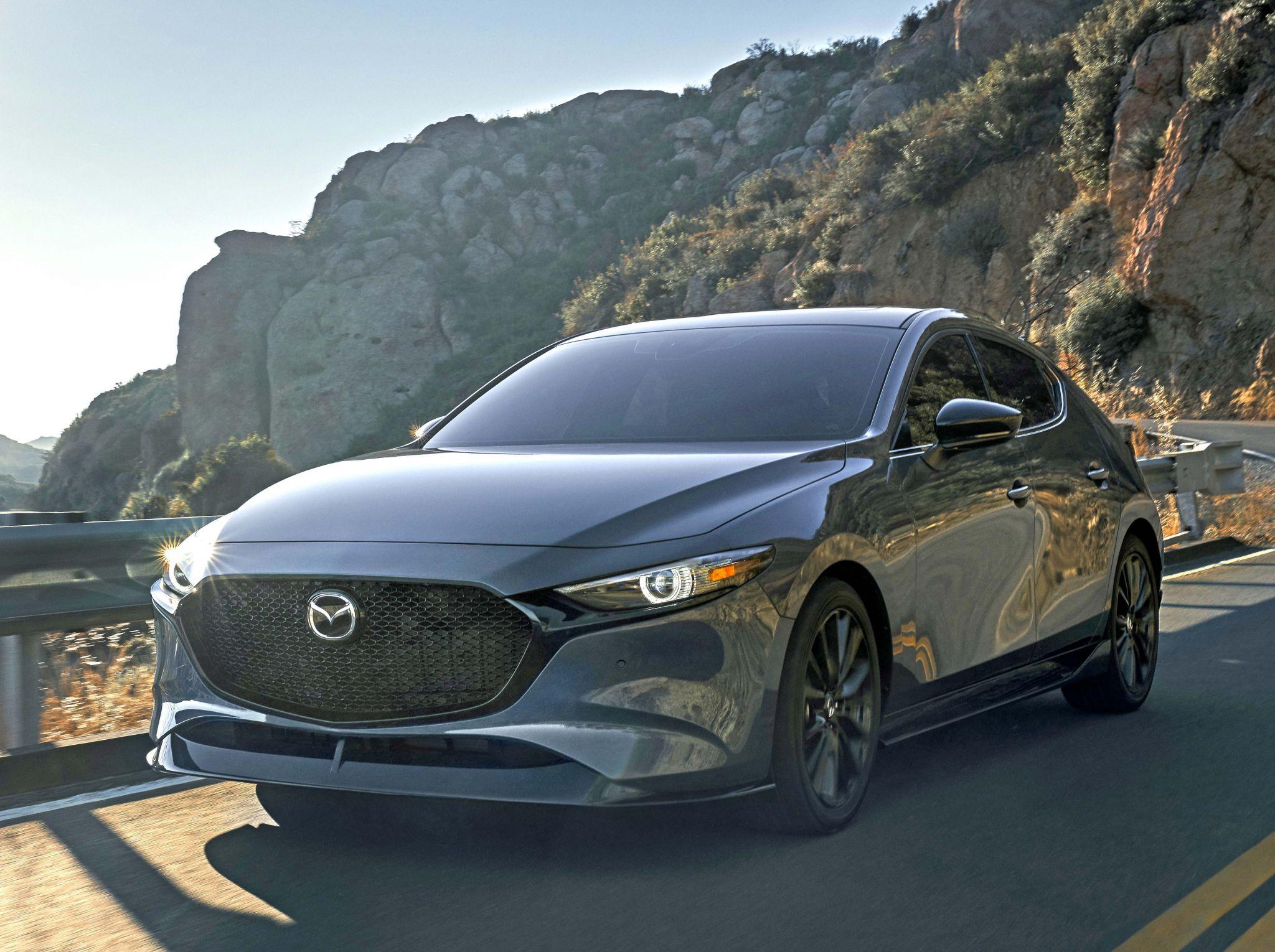 Opsi turbo Mazda3 Hatchback menambahkan beberapa kegembiraan ke jajaran