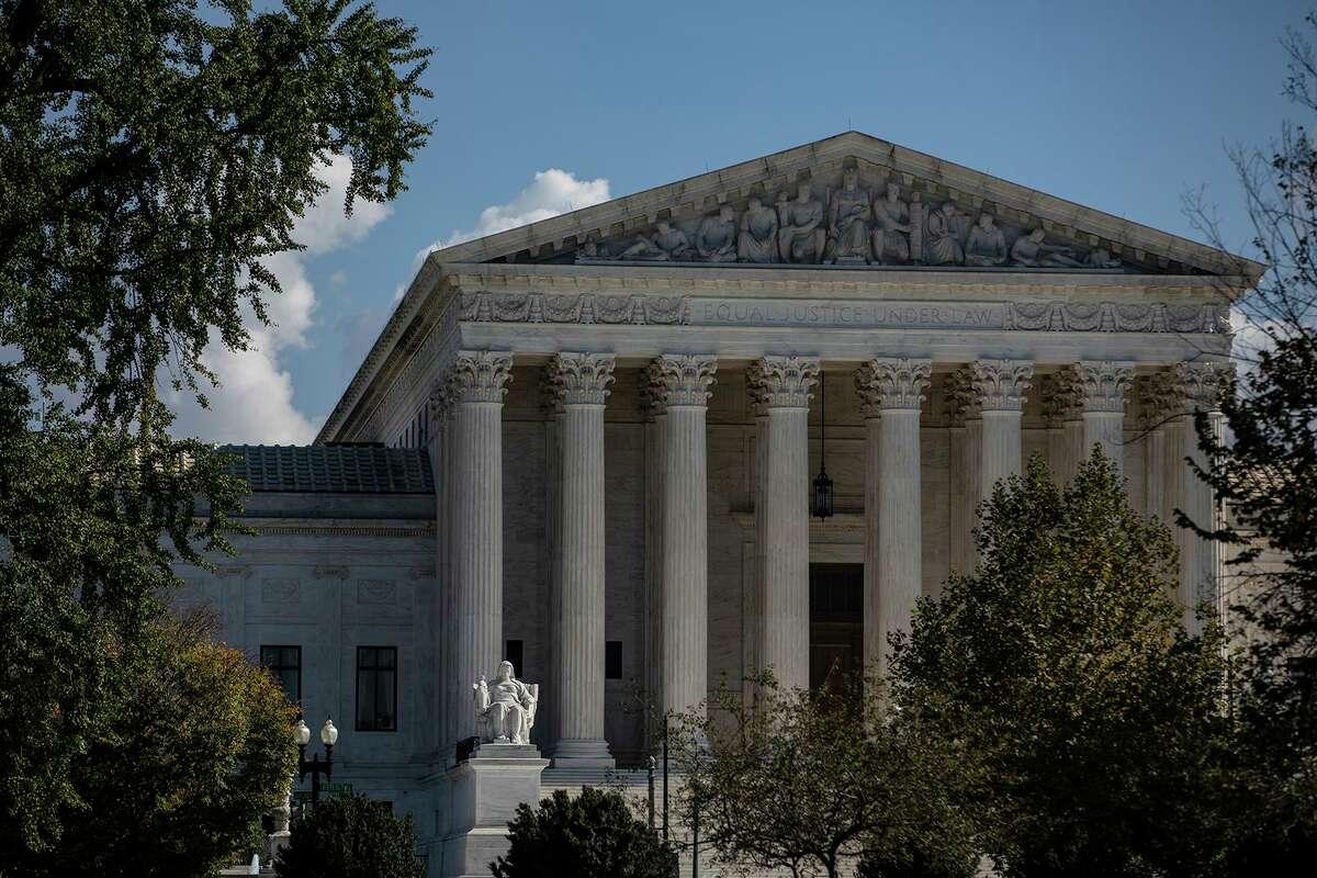 The United States Supreme Court in Washington, D.C. (Samuel Corum/Getty Images/TNS)