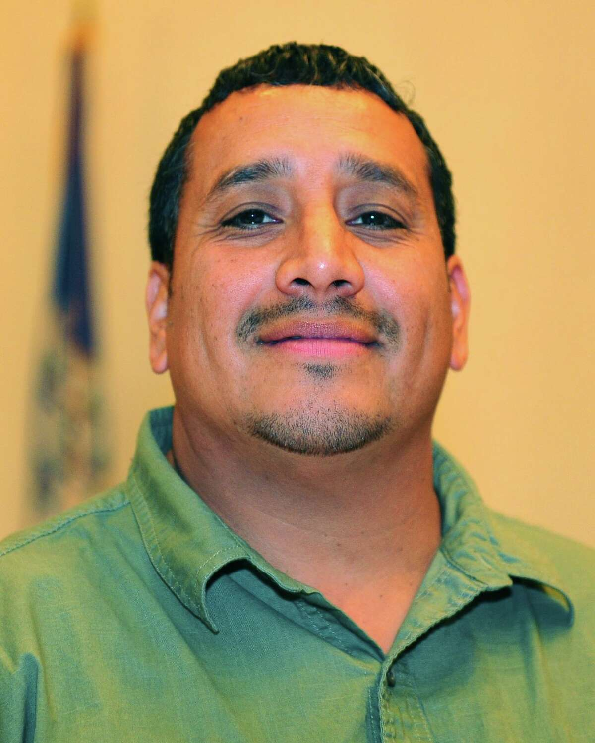 Bridgeport City Council Member Alfredo Castillo