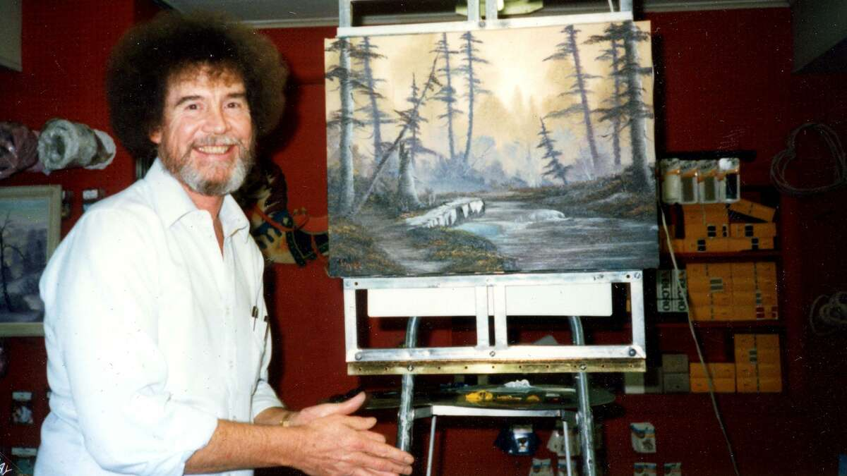"""Bob Ross: Happy Accidents, Betrayal & Greed"" examines the television host's legacy."