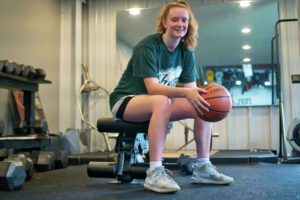 Jillian Huerter is coming back from a torn meniscus and had surgery to repair the tear in June.