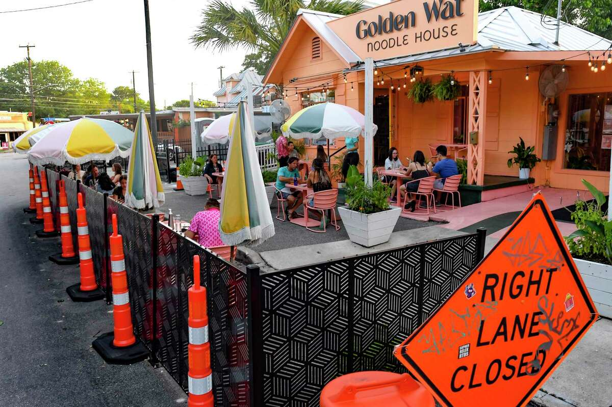Golden Wat Noodle House, which closed in July, was a participant in San Antonio's Eat on the Street program.