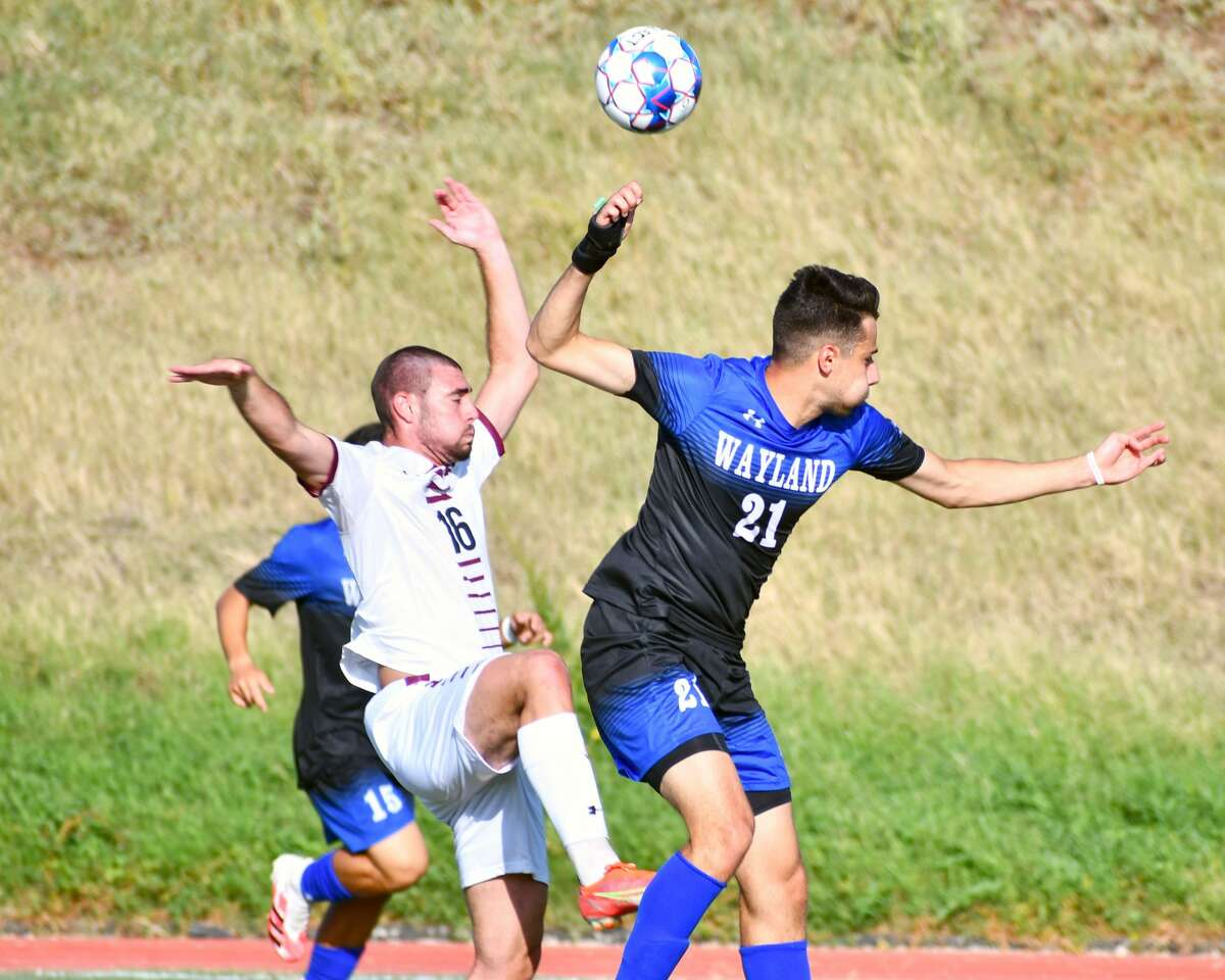 The Wayland Baptist men's soccer team opened the season on Tuesday by hosting West Texas A&M at J.V. Hilliard Field.