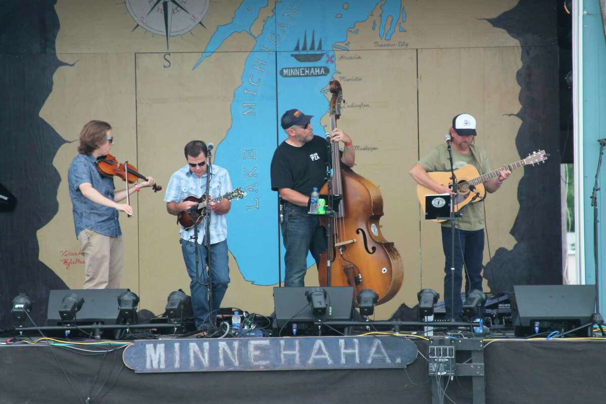 Two days of music, food and brews are coming to Arcadia with the return of the Minnehaha Brewhaha. (File photo)