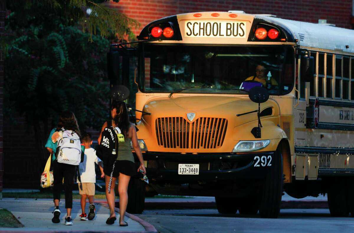 The number of calls to the transportation office at Magnolia ISD have dropped since the district started using an app that allows parents to see where their student's bus is in real-time.