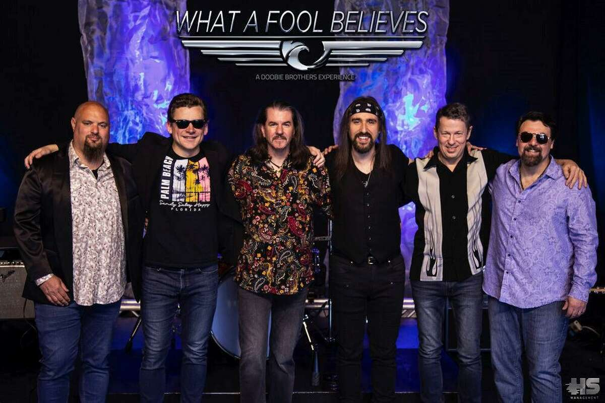 """The West Haven Centennial Concert Series culminates in Old Grove Park at 7 p.m. Sept. 5 with a two-hour show by What a Fool Believes, """"a Doobie Brothers experience."""""""