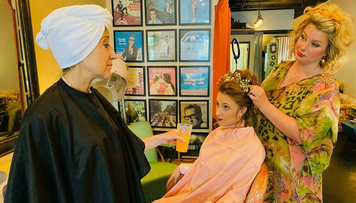 """Those who missed """"Steel Magnolias"""" Sept. 19 because of an emergency cancelation by Stage Right of Texas should make plans to see that classic drama at the Crighton Theatre tomorrow at a special Saturday matinee beginning at 2 p.m."""