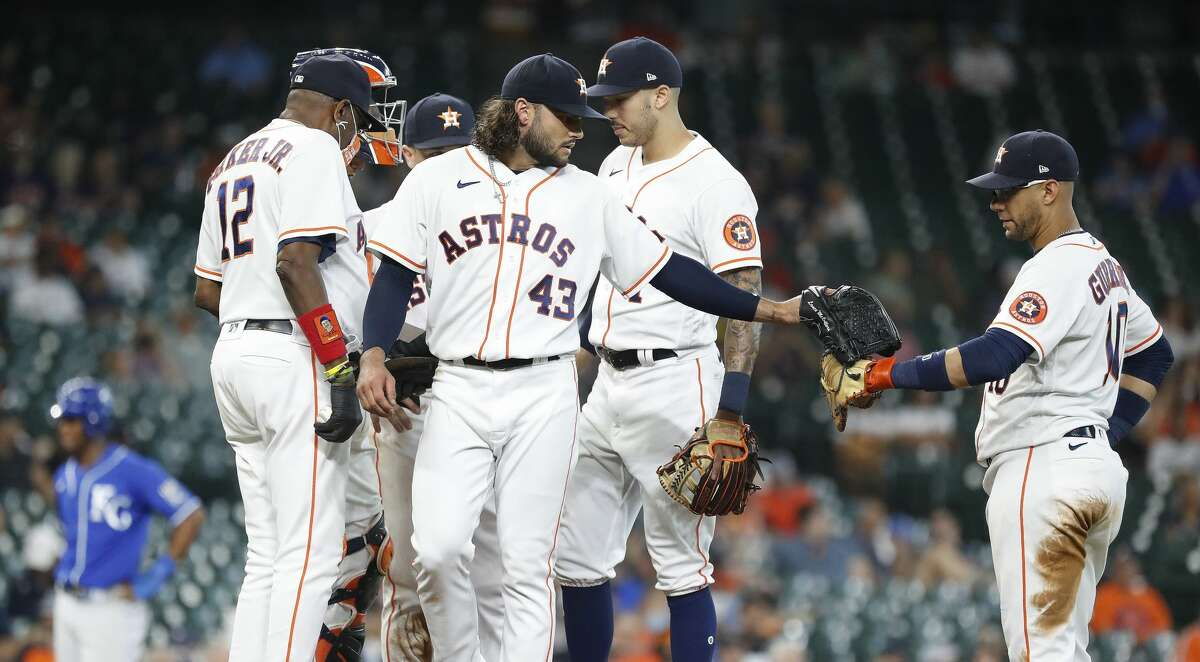 Without an ace and a shaky bullpen, the Astros need to turn the tide quickly, writes Brian T. Smith.