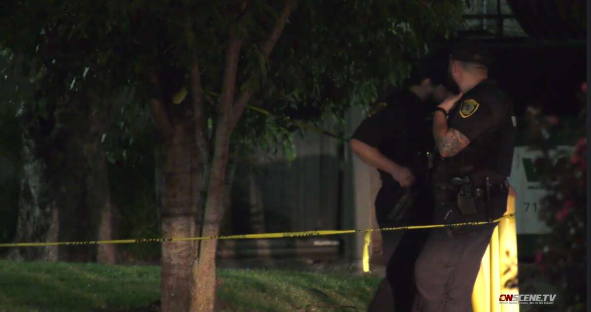 A female has been pronounced dead after she was found with gunshot wounds and transported early Thursday morning in southeast Houston, according to officials.