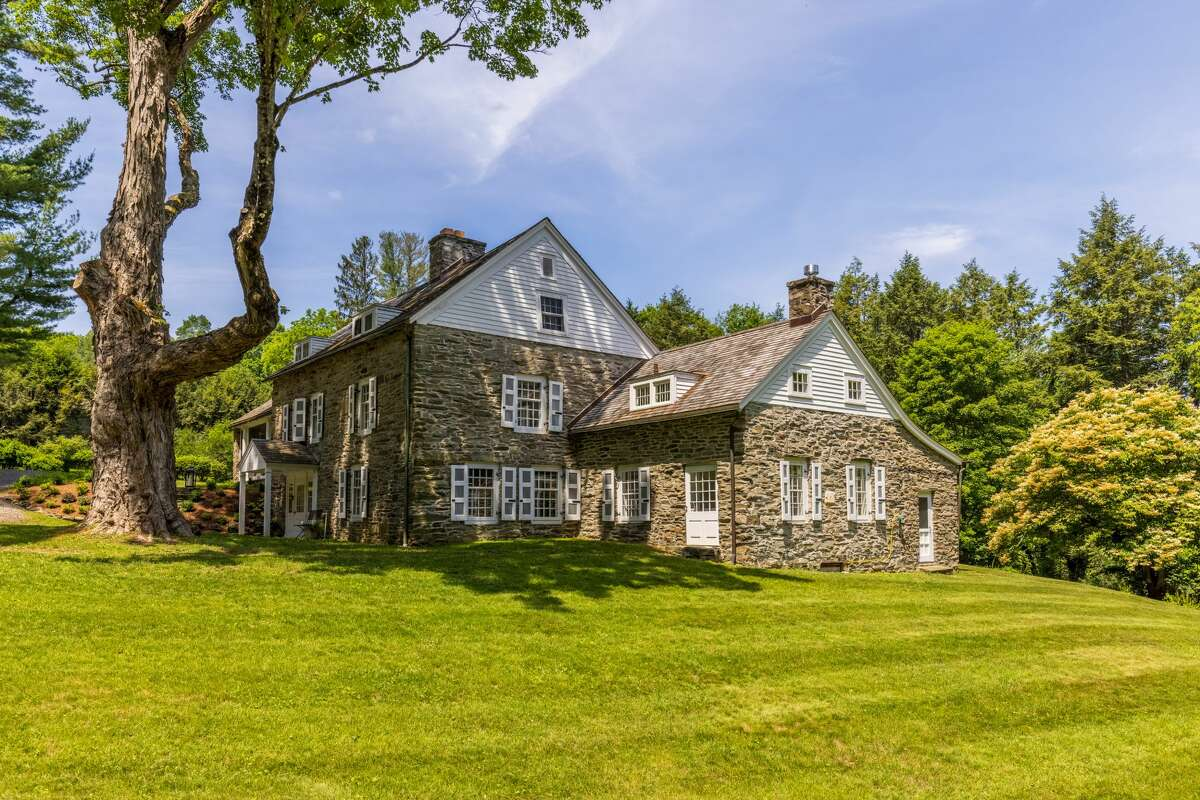 This Dutchess County home, which once belonged to one of Hudson Valley's most prominent colonial families, is for sale for $1,750,000.
