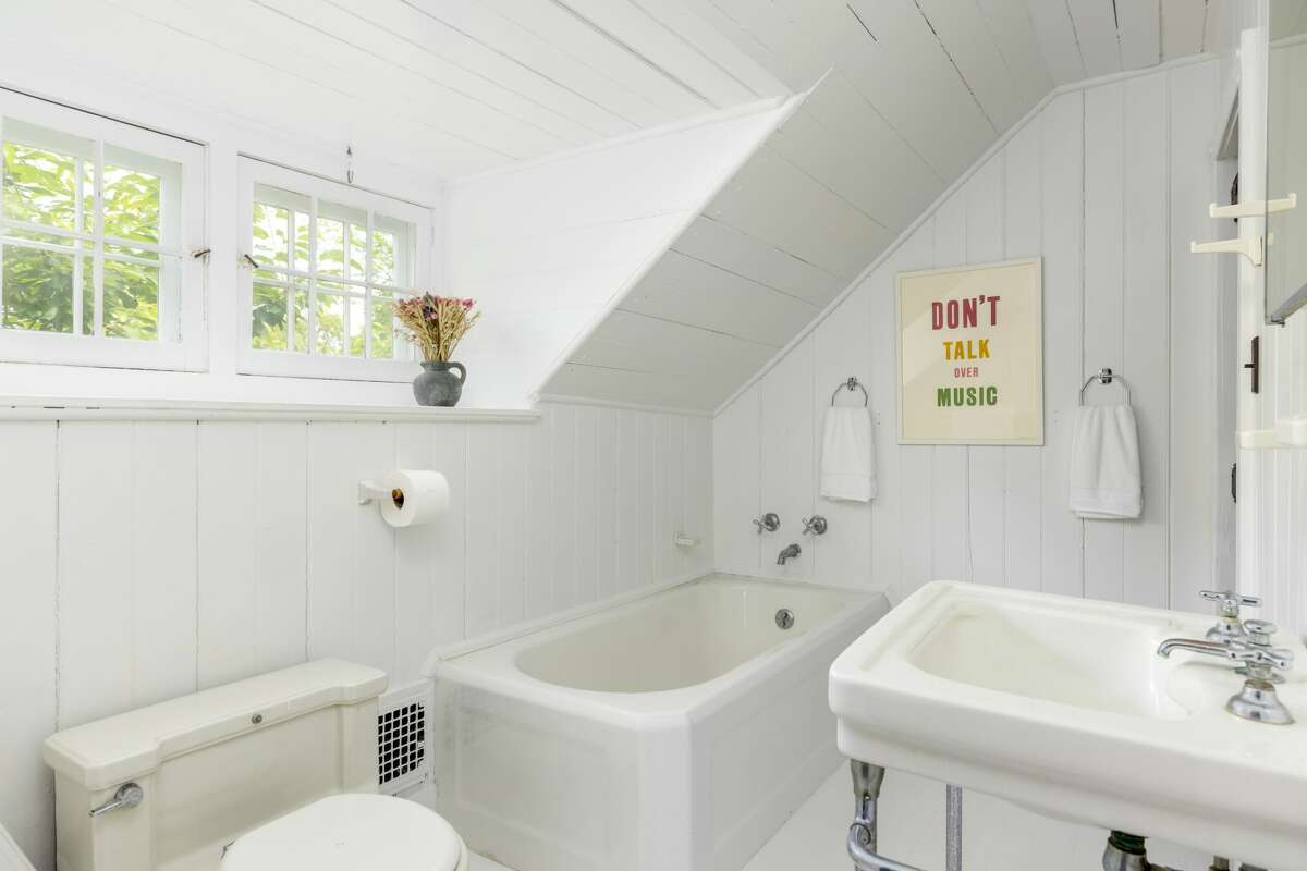 Four baths are at the main residence.