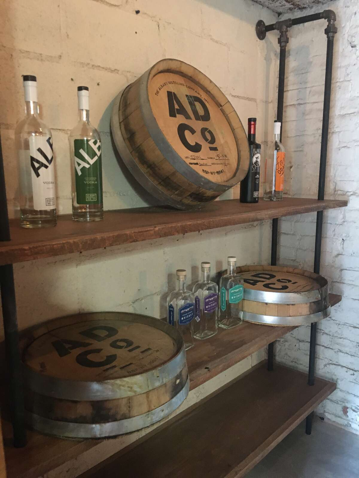 The ADco distillery and DeFazio's partnership solidified the grand opening of a new pizza-cocktail restaurant at 75 Livingston Avenue in Albany on Sept. 2, 2021.