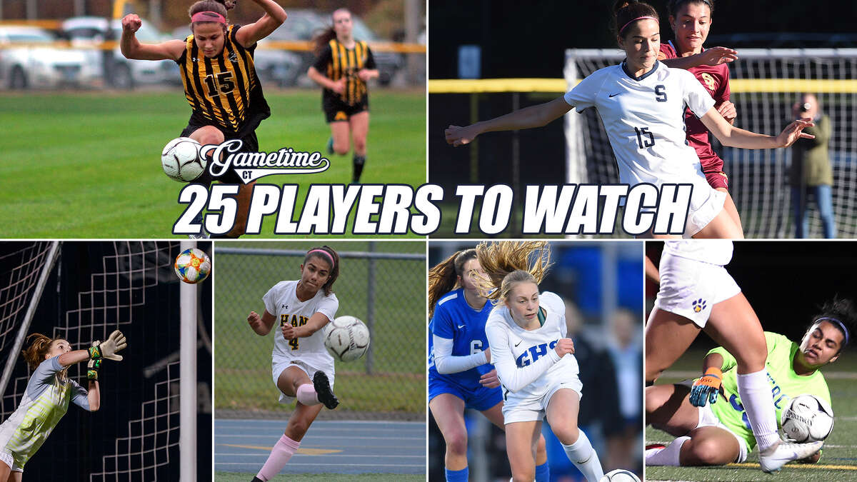 GameTimeCT's Girls Soccer Players to watch for this season