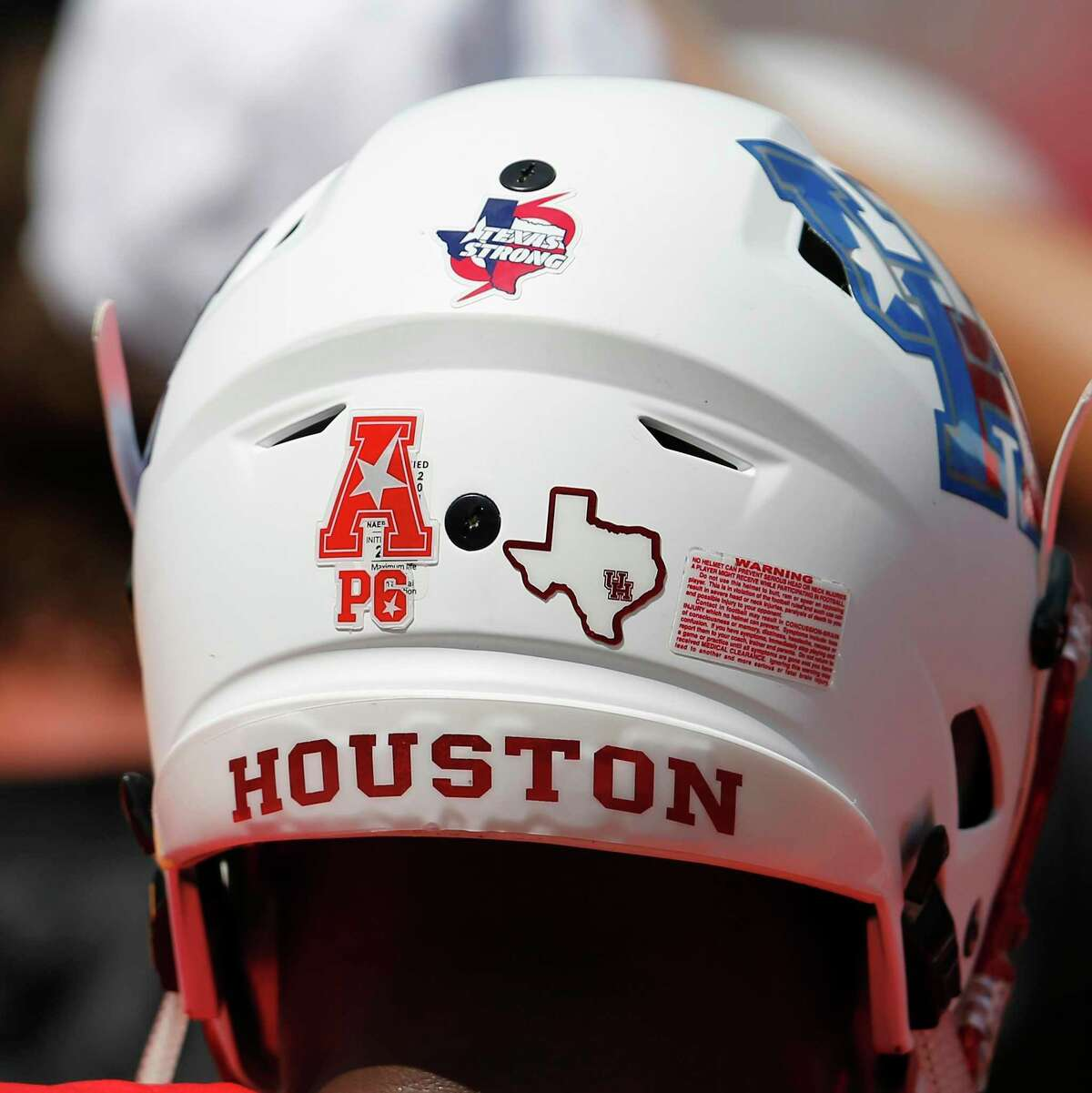 The Cougars have worn the emblem of the American Athletic Conference since 2013 but that could change.