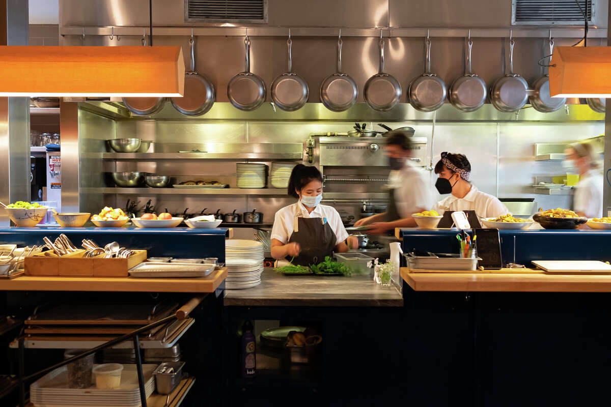 Gaby Maeda, chef de cuisine at State Bird Provisions, was honored on Food & Wine Magazine's Best New Chefs 2021 list.