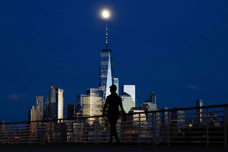 New World Trade Center building