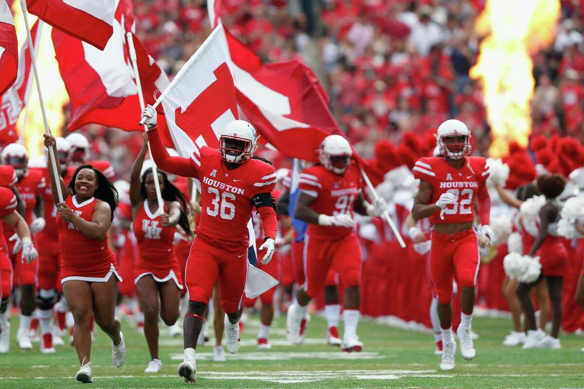 UH is running into a new era: the Big 12.