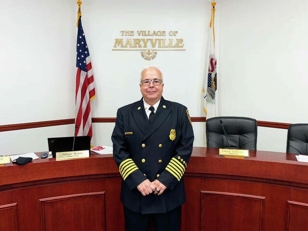 Maryville Fire Chief Kevin Flaugher is retiring after 37 years of service.