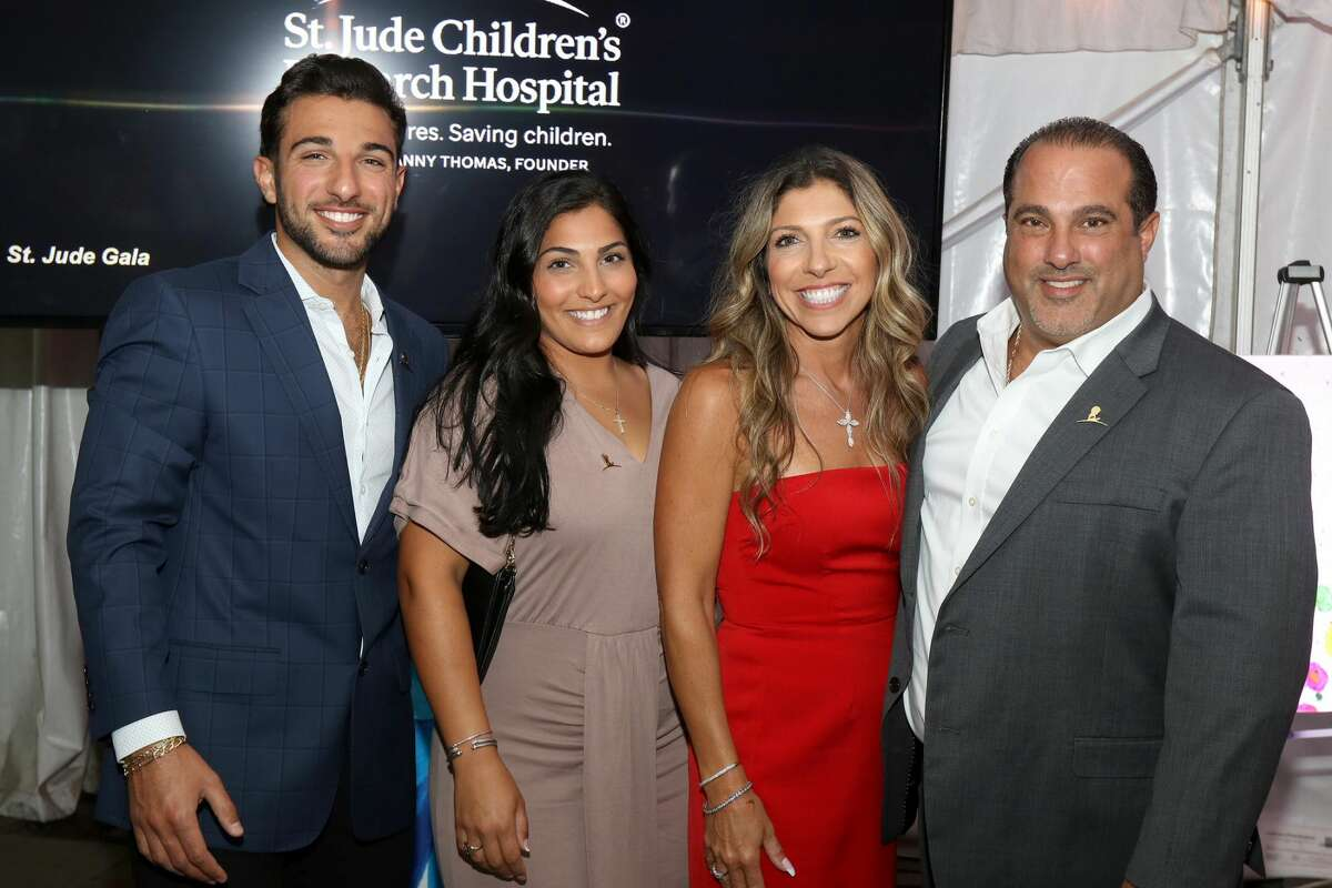 Were you seen at the annual St. Jude Gala, a fundraiser for St. Jude Children's Research Hospital, held at Saratoga National Golf Club in Saratoga Springs on Thursday, September 2, 2021?