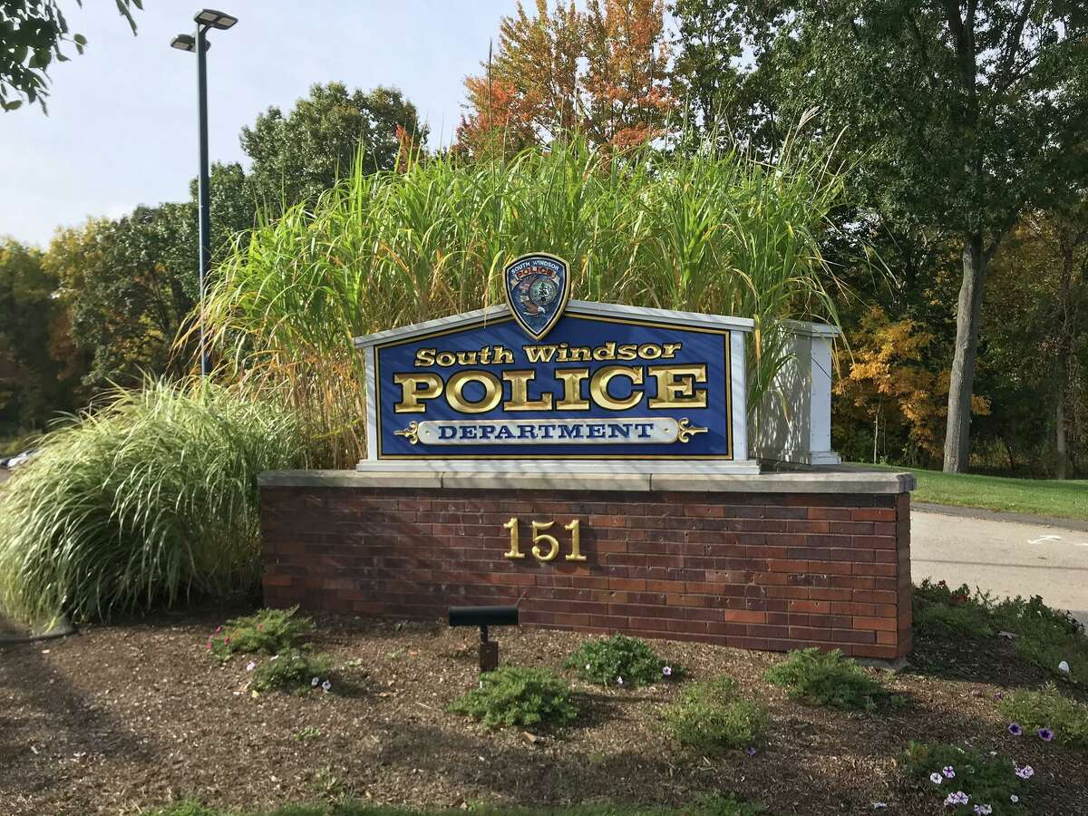 South Windsor police headquarters