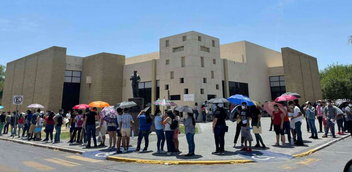 A week-long vaccination drive at the end of the month helped Nuevo Laredo total a reported 143,064 doses administered in July.