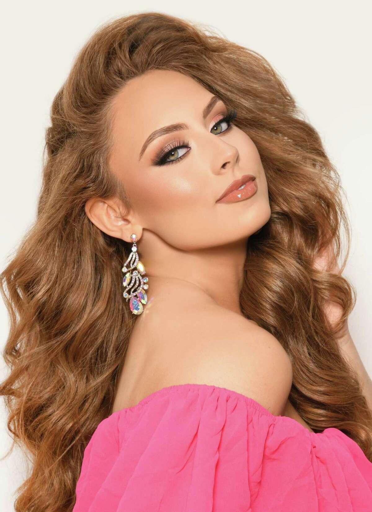 Miss Southwest Texas Teen USA Megan Ochoa