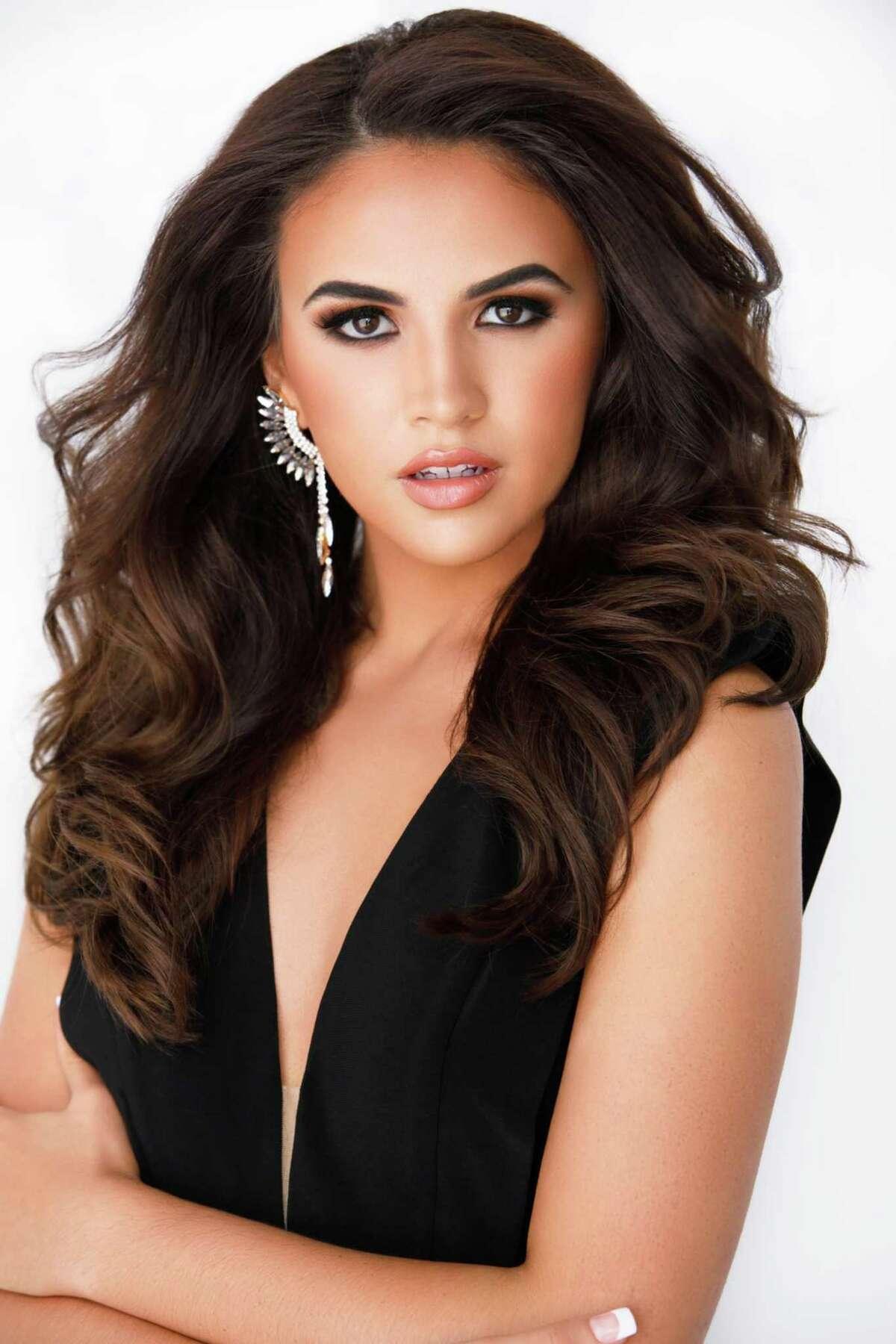Miss Southwest Texas USA Celissa Pena