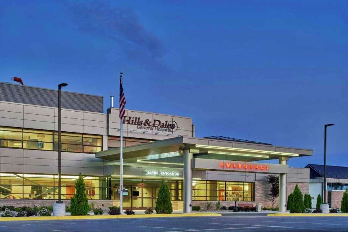 Hills and Dales hospital in Cass City does not mandate employee COVID-19 vaccinations, but does encourage them. President and CEO Jean Anthony says the hospital's current employee vaccination rate is above the state average. (Tribune File Photo)