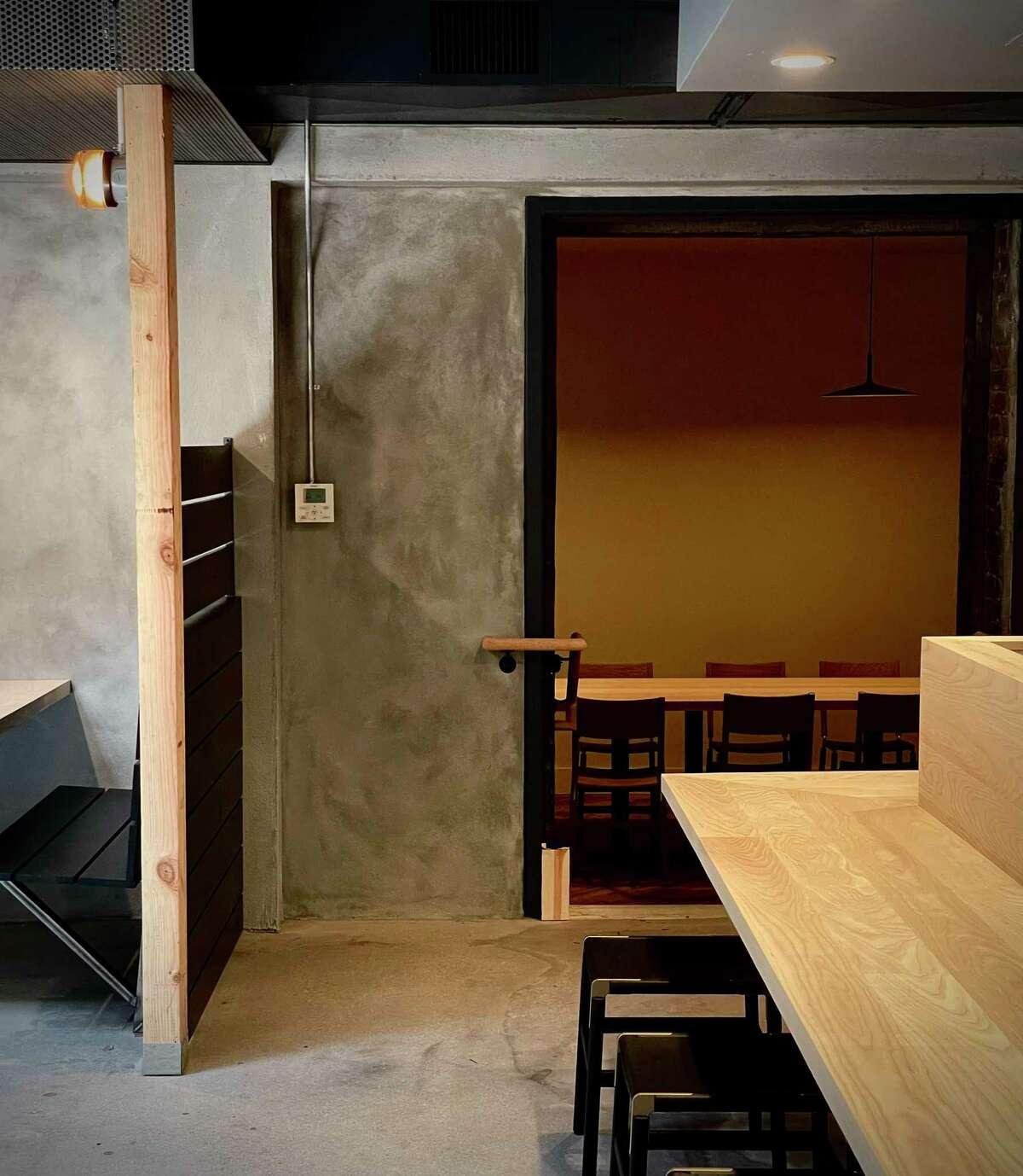 Inside San Ho Won, chef Corey Lee's Korean restaurant, opening in San Francisco.