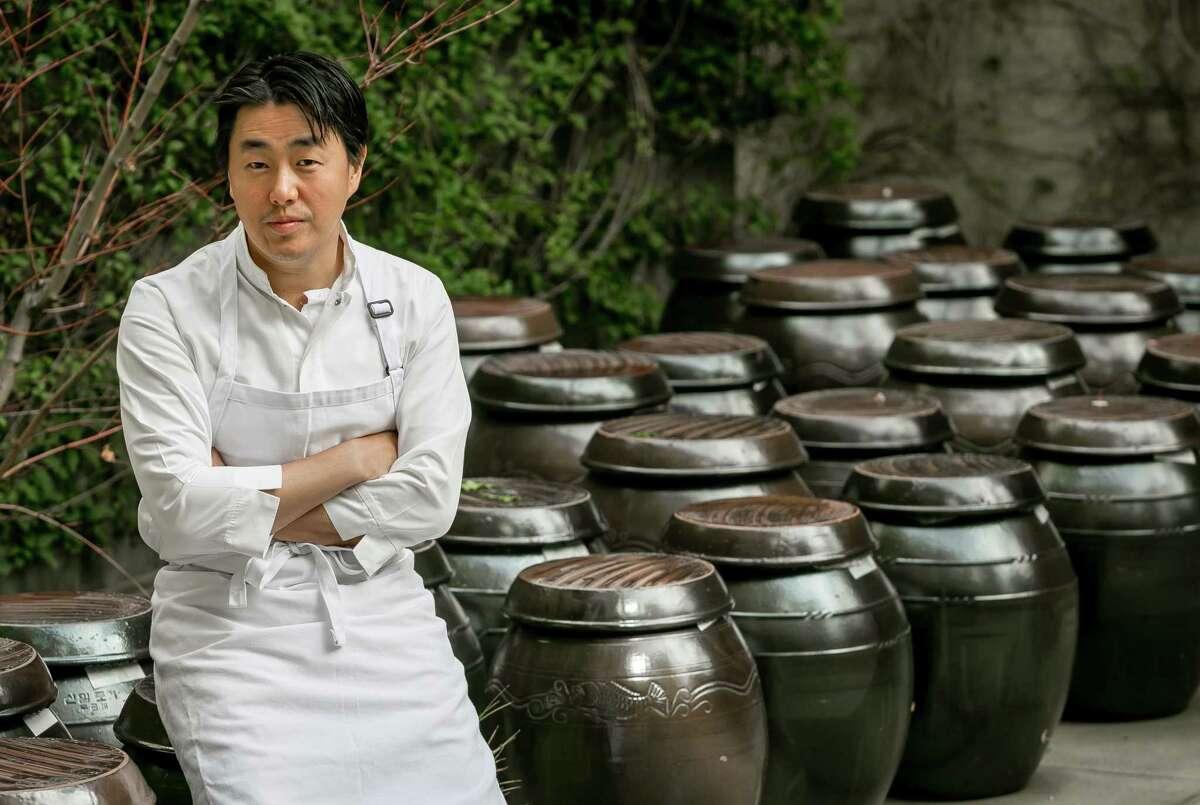 Chef Corey Lee of Benu in San Francisco.