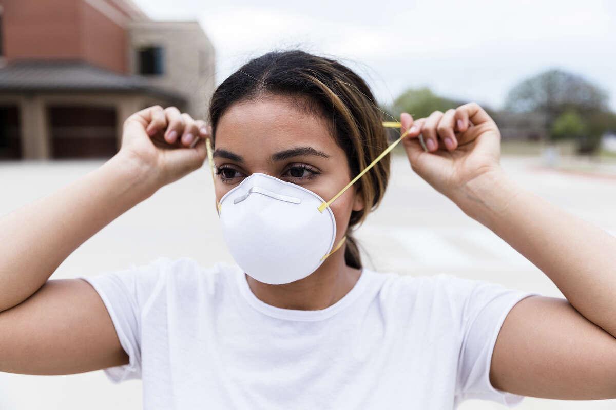 Indiana Face Masks N95 Respirator, NIOSH Approved