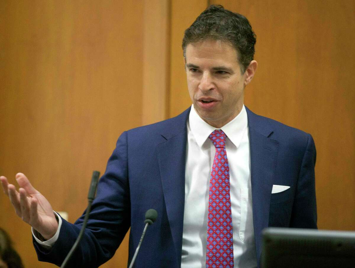 Josh Koskoff, attorney for the victims of the Sandy Hook shooting of Dec. 2012