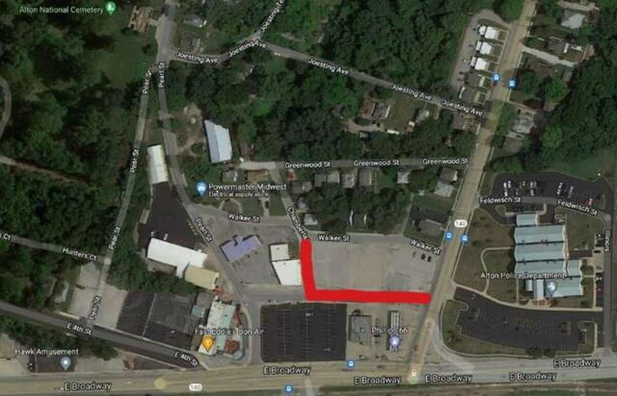 Illinois American Water on Friday released a map of the sewer work going on in the Shields Valley Area of Alton. More than six miles of sewer work is currently being done in Alton.