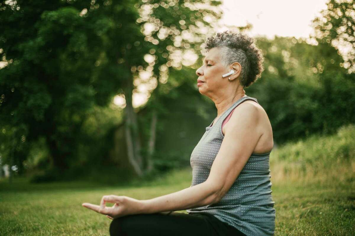 Let's face it, life in 2021 is a lot to handle. Meditation may not change that, but it can help us to be a little less rocked by the chaos.