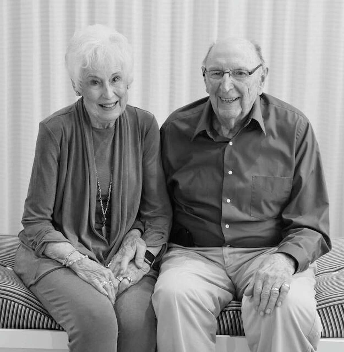 Wayne and Virginia Ford